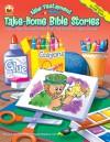 New Testament Take-Home Bible Stories, Grades Preschool - 2: Easy-to-Make, Reproducible Mini-Books That Children Can Make and Keep - Thomas C. Ewald, Joni Oeltjenbruns