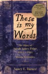 These Is My Words - Nancy E. Turner