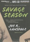 Savage Season (Hap Collins and Leonard Pine, #1) - Joe R. Lansdale, Phil Gigante