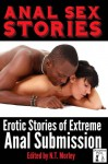 Anal Sex Stories: Erotic Stories of Extreme Anal Submission - N.T. Morley, Erica Dumas, Marie Sudac, Heather McKinney, Thomas S. Roche