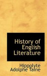 History of English Literature - Hippolyte Taine