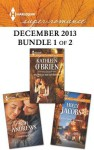 Harlequin Superromance December 2013 - Bundle 1 of 2: Caught Up in YouThe Ranch She Left BehindA Valley Ridge Christmas - Beth Andrews, Kathleen O'Brien, Holly Jacobs