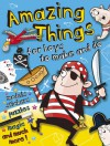 Amazing Things for Boys to Make and Do - Cathy Tincknell, John Kelly