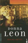 Malas artes - Donna Leon