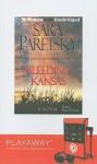 Bleeding Kansas [With Headphones] - Sara Paretsky, Susan Ericksen
