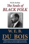 W.E.B. Du Bois: The Souls of Black Folk - W.E.B. Du Bois