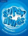 Super Minds American English Level 1 Teacher's Book - Melanie Williams, Herbert Puchta, Günter Gerngross