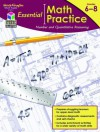 Essential Math Practice: Reproducible Number and Quantitative Reasoning - Steck-Vaughn