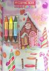 Sugar & Spice: My Coloring Book with Big Crayons [With 3 Crayons] - Dalmatian Press