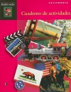 Harcourt Brace Estudios Sociales California Cuaderno de Actividades - Harcourt Brace