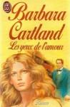 Les yeux de l'amour - Barbara Cartland