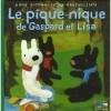 Le pique-nique de Gaspard et Lisa (Les catastrophes de Gaspard et Lisa, #21) - Anne Gutman, Georg Hallensleben