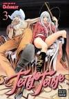 Tenjo Tenge, Vol. 3 - Oh! Great, 大暮 維人