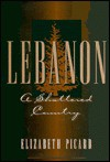 Lebanon: A Shattered Country : Myths and Realities of the Wars in Lebanon - Elizabeth Picard, Franklin Philip