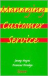 Managing Customer Service - Jenny Hayes