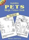 Invisible Pets Magic Picture Book - Barbara Soloff Levy