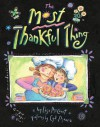 The Most Thankful Thing - Lisa McCourt, Cyd Moore
