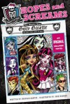 Monster High: Hopes and Screams: An Original Graphic Novel - Heather Nuhfer, Josh Howard