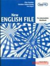 ENGLISH FILE NEW PRE-INT + KEY WB CD GRATIS - Christina Latham Koenig, Clive Oxenden, Christina Latham-Koenig