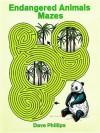 Endangered Animals Mazes - Dave Phillips