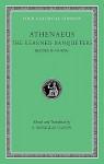 The Learned Banqueters, IV: Books 8-10.420e - Athenaeus, S. Douglas Olson