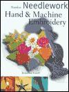 Hamlyn Needlework Hand & Machine Embroidery - Jacqueline Farrell