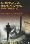 Criminal & Behavioral Profiling - Curt R. Bartol, Anne M. Bartol