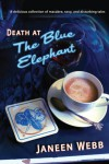 Death at the Blue Elephant - Janeen Webb