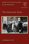 The American Army - Comte De Paris
