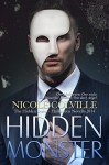 Hidden Monster: Halloween 2014 (The Hidden Series) - Nicole Colville, Jessica McKenna, Kellie Dennis Book Cover By Design