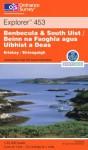 Benbecula and South Uist/Beinn Na Faoghla Agus Uibhist a Deas (Explorer Maps) - Ordnance Survey