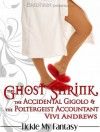 The Ghost Shrink, the Accidental Gigolo, & the Poltergeist Accountant - Vivi Andrews