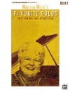 Martha Mier's Favorite Solos: Book 1: 10 of Her Original Piano Solos - Alfred Publishing Company Inc.