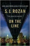 On the Line (Lydia Chin & Bill Smith #10) - S.J. Rozan