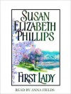 First Lady (Audio) - Susan Elizabeth Phillips, Anna Fields