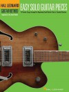 Easy Solo Guitar Pieces: Hal Leonard Guitar Method Supplemental Songbook - Hal Leonard Publishing Company