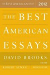 The Best American Essays - Robert Atwan, David Brooks