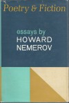 Poetry & Fiction: Essays - Howard Nemerov