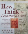 How to think like Leonardo da Vinci - Michael J. Gelb, Richard M. Davidson