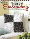 Mary Engelbreit: The Art Of Embroidery (Leisure Arts #4408) - Mary Engelbreit