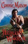 Highland Warrior - Connie Mason
