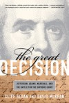 The Great Decision - Cliff Sloan, David McKean