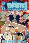 The Dare Detectives! Collected Edition: The Snowpea Plot - Ben Caldwell