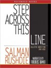 Step across This Line: Collected Nonfiction 1992-2002 (MP3 Book) - Salman Rushdie, Firdous Bamji