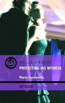 Protecting His Witness (Intrigue) - Marie Ferrarella