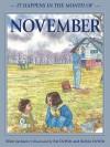 It Happens in the Month of November - Ellen Jackson
