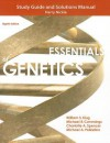 Study Guide and Solutions Manual for Essentials of Genetics - William S. Klug, Michael R. Cummings, Charlotte A. Spencer, Michael A Palladino, Harry Nickla