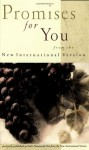 Promises for You: From the New International Version - Christopher D. Hudson
