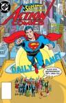 Action Comics (1938-2011) #583 - Alan Moore, Curt Swan