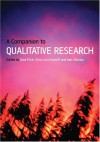A Companion to Qualitative Research - Uwe Flick, Ernst von Kardorff, Ines Steinke